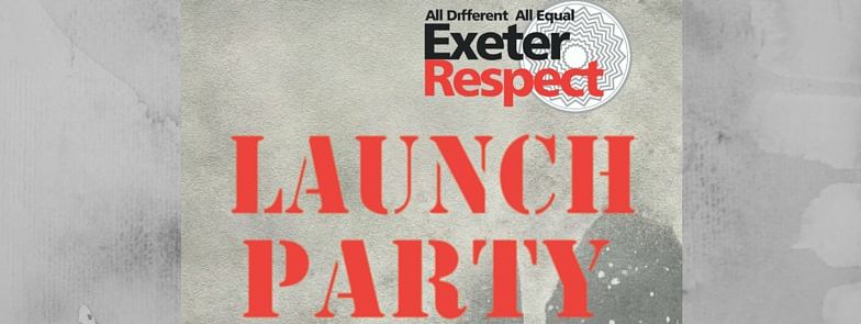 Exeter Respect 2016 Official Launch Party!