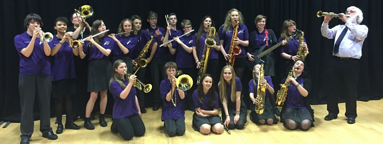 St Thomas/West Exe Jazz Band