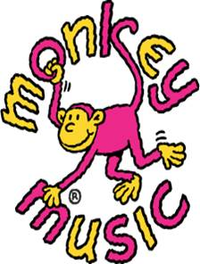 Monkey Music web