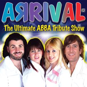 'ABBA – ARRIVAL UK – The Ultimate ABBA Tribute Show'