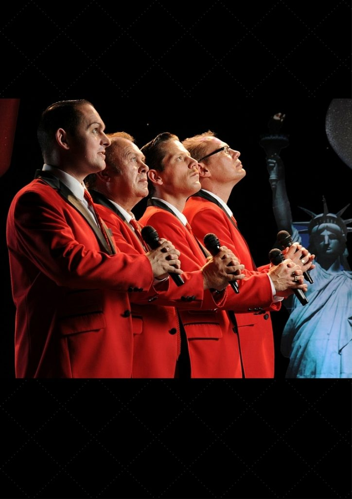 The New Jersey Boys: Oh What A Night!