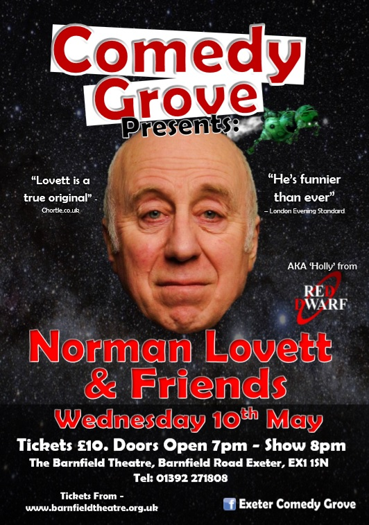 Norman Lovett and Friends