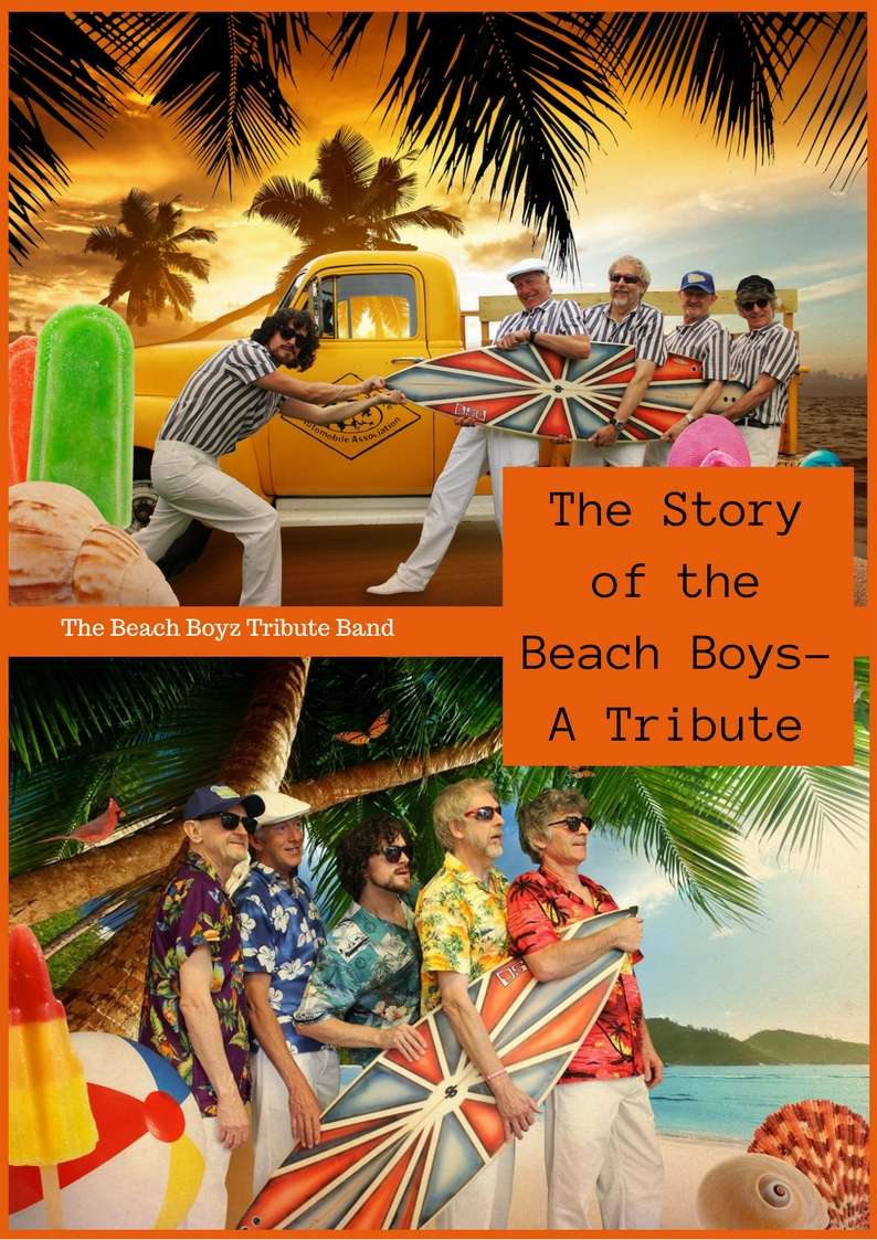 The Story of the Beach Boys – A Tribute