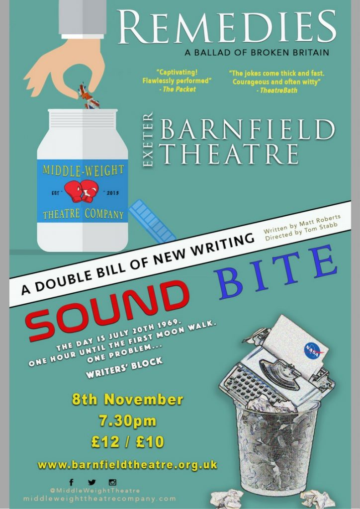 Middle-Weight Theatre presents…