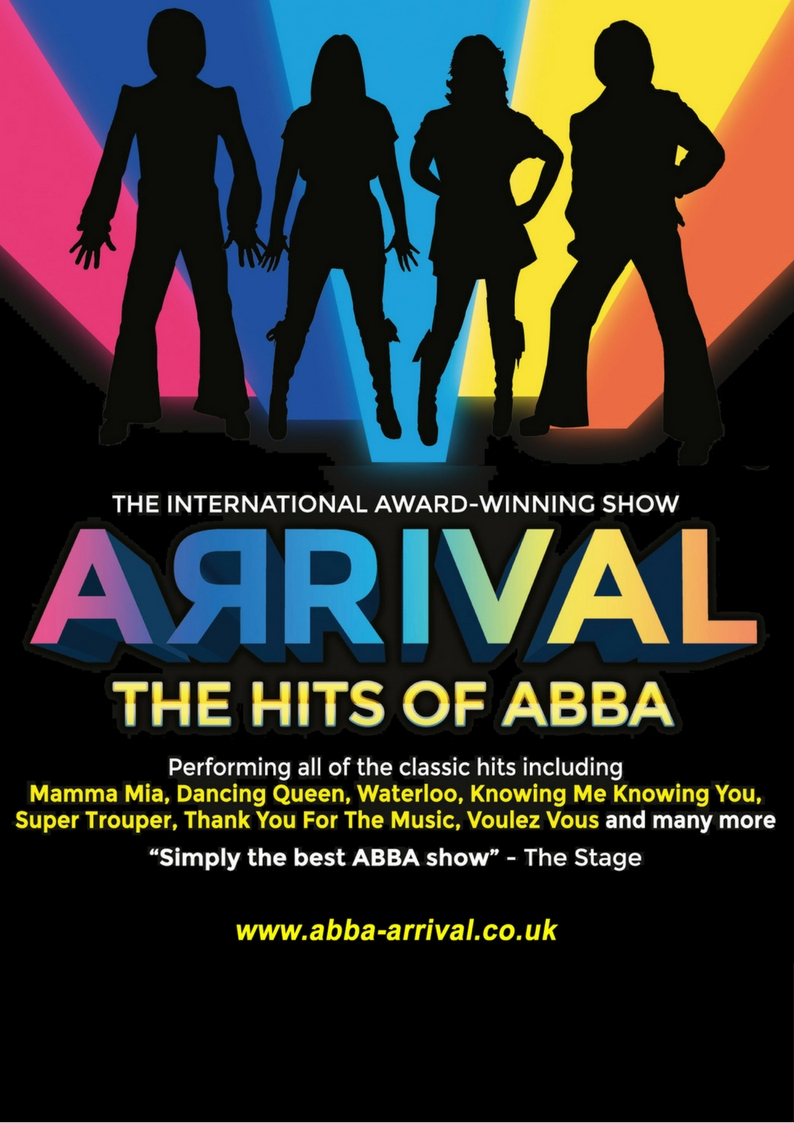 Arrival – The Hits of ABBA Show