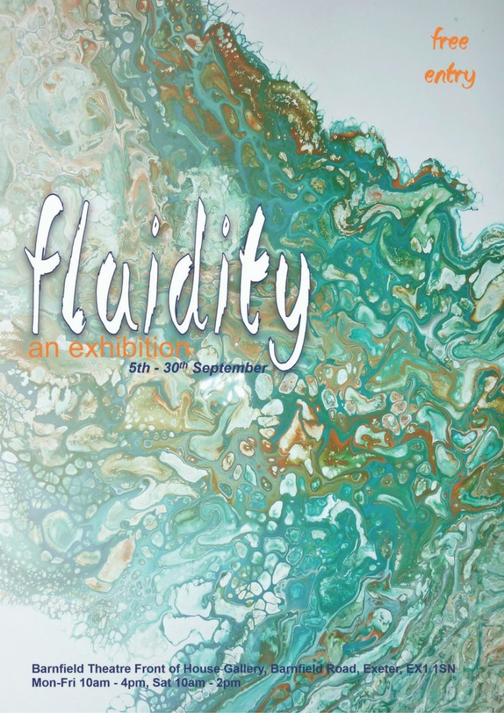 Fluidity – An Exhibition