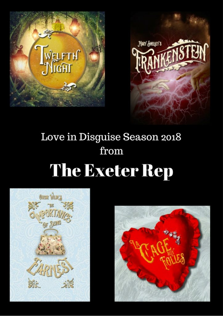 The Exeter Rep 2018 Season