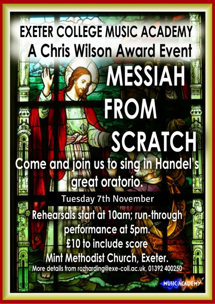 Messiah from Scratch Feat. Tom Hobbs