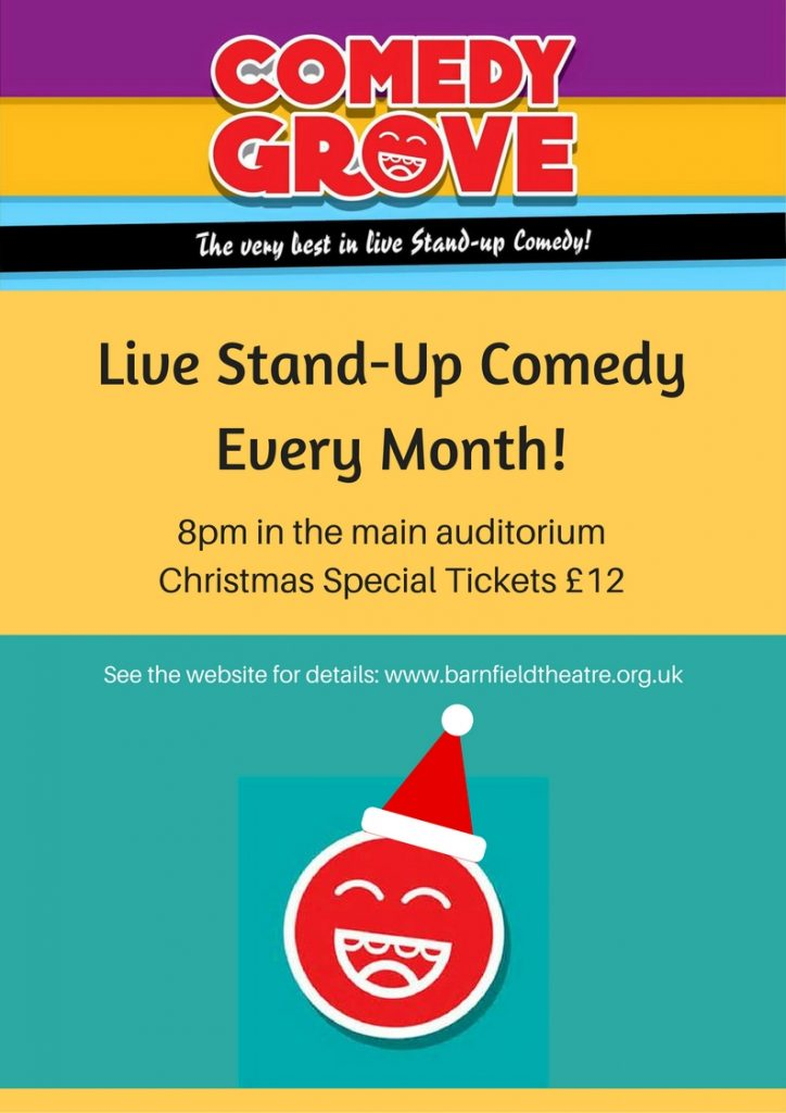 Exeter Comedy Grove