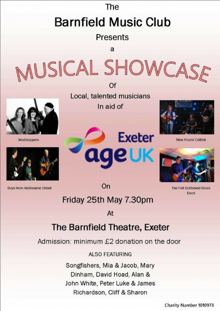 Barnfield Music Club Special