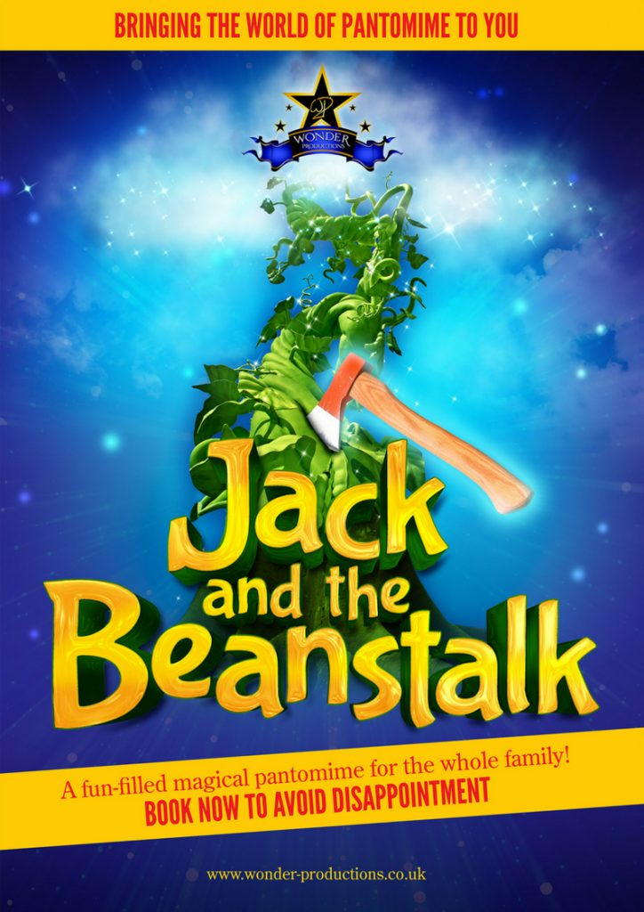 Jack and the Beanstalk SOLD OUT