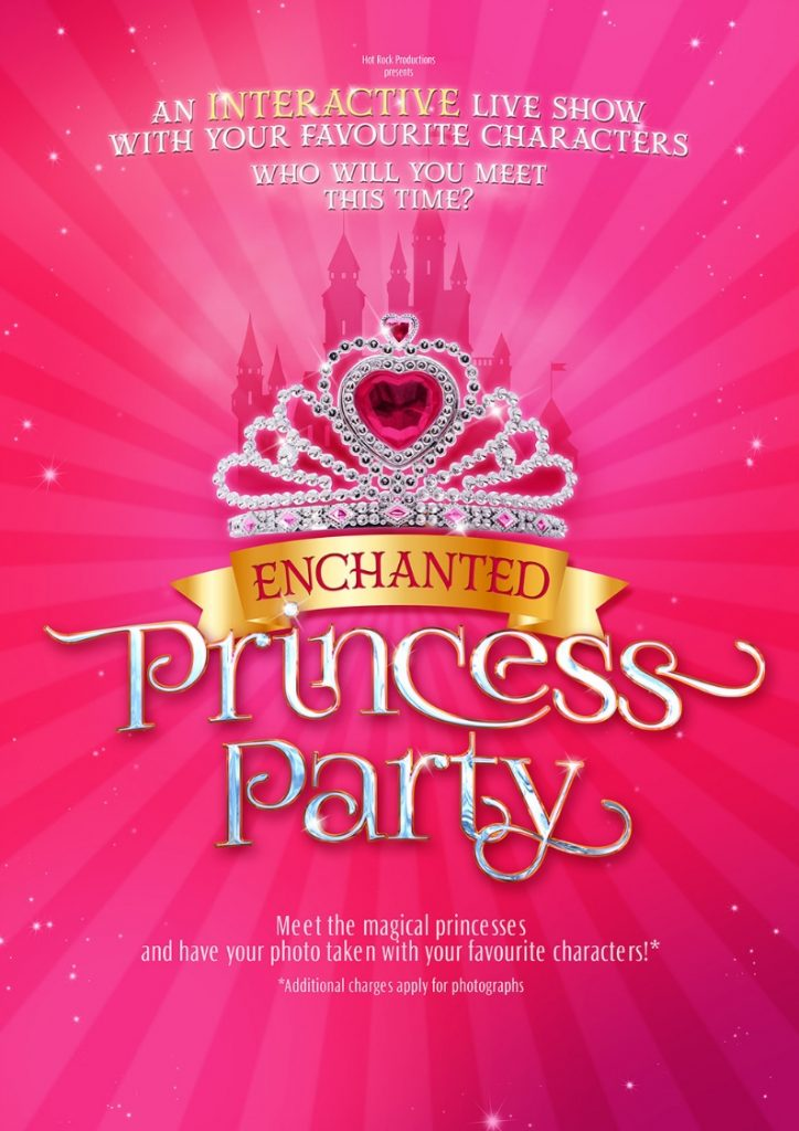 Enchanted Princess Party