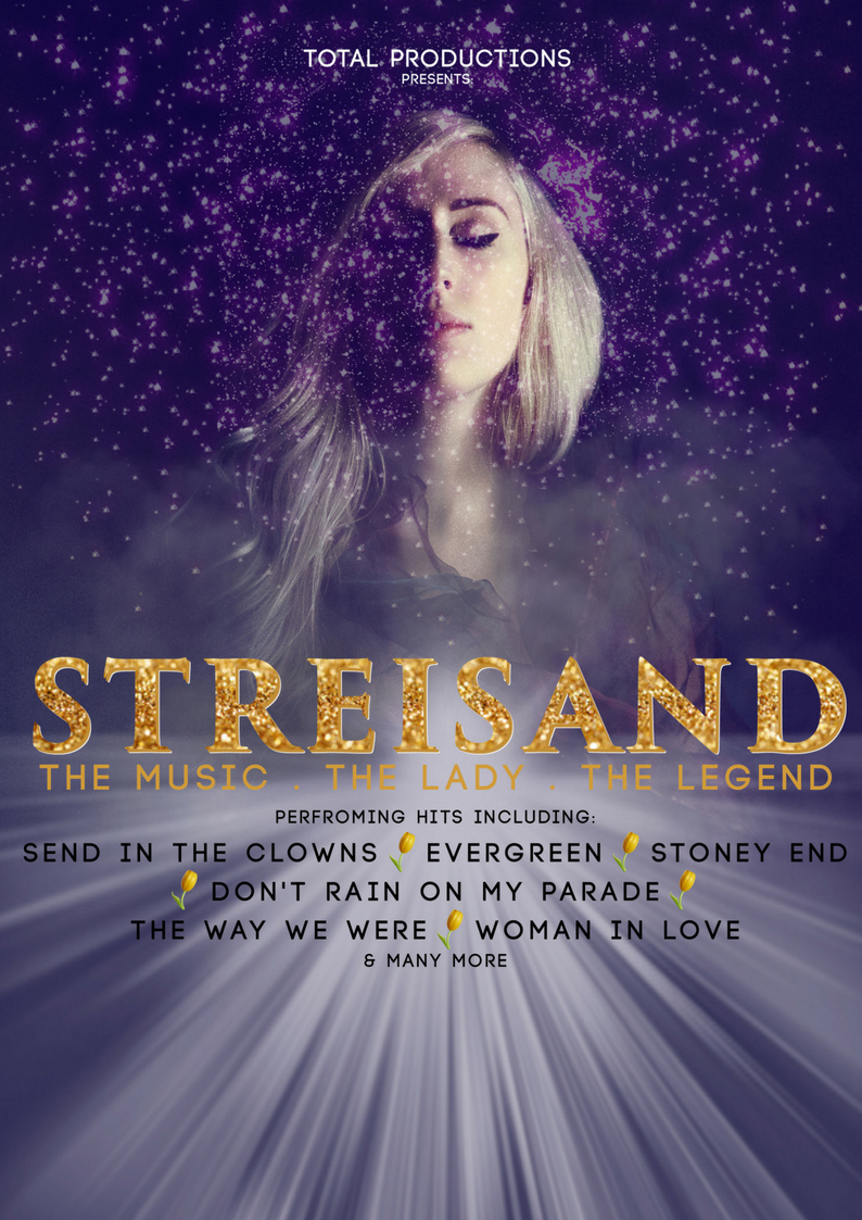 Streisand: Music, the Lady, the Legend