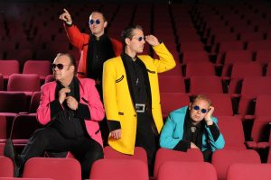 THE NEW JERSEY BOYS SHOWADDYWADDY