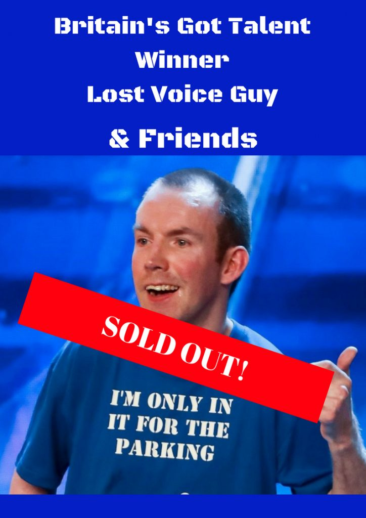 Lost Voice Guy & Friends