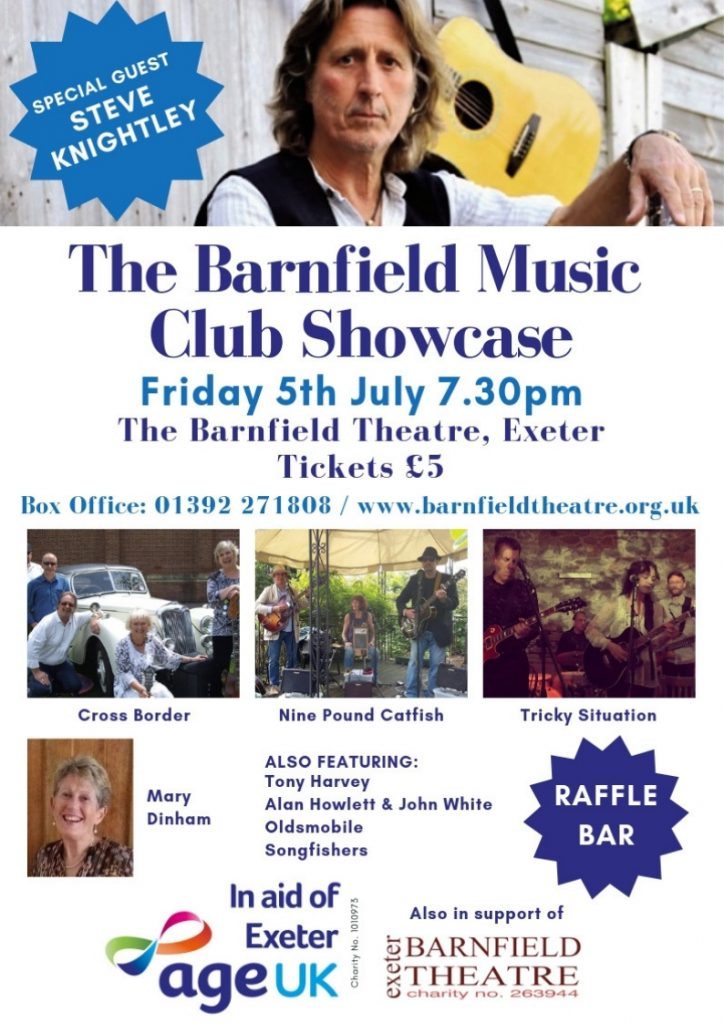 Barnfield Music Club Showcase