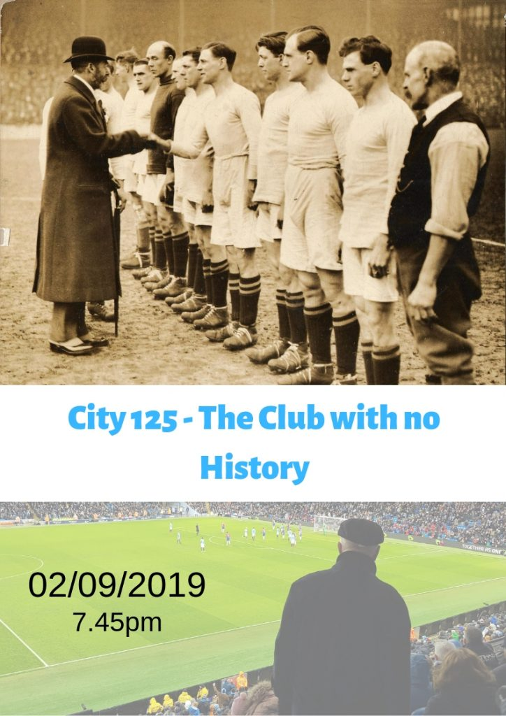City 125- The Club with no History