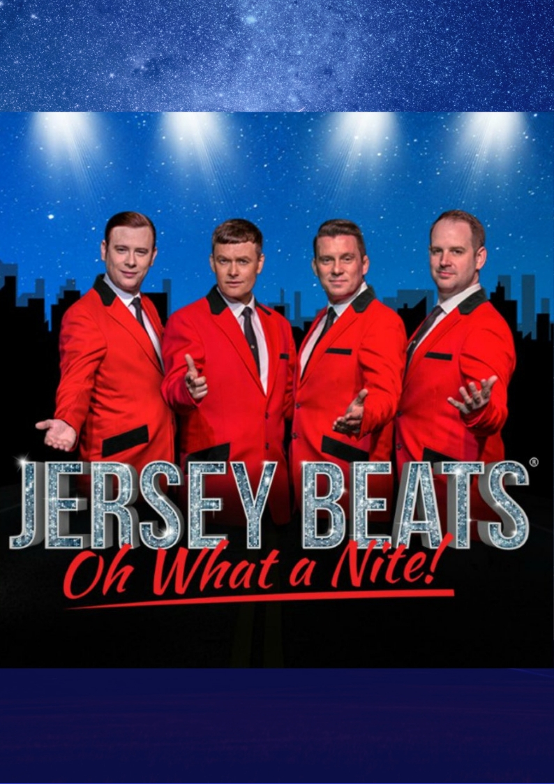 Jersey Beats-Oh What a Nite!