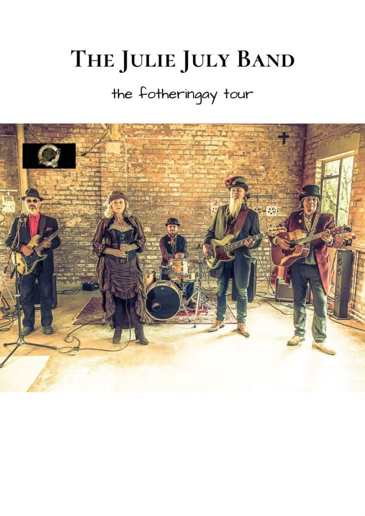 The Fotheringay Tour