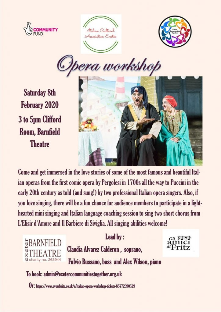 Opera Workshop