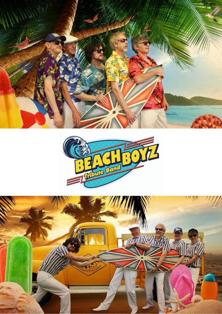 The Beach Boyz Tribute Band