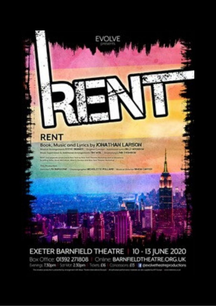 Rent – the Musical