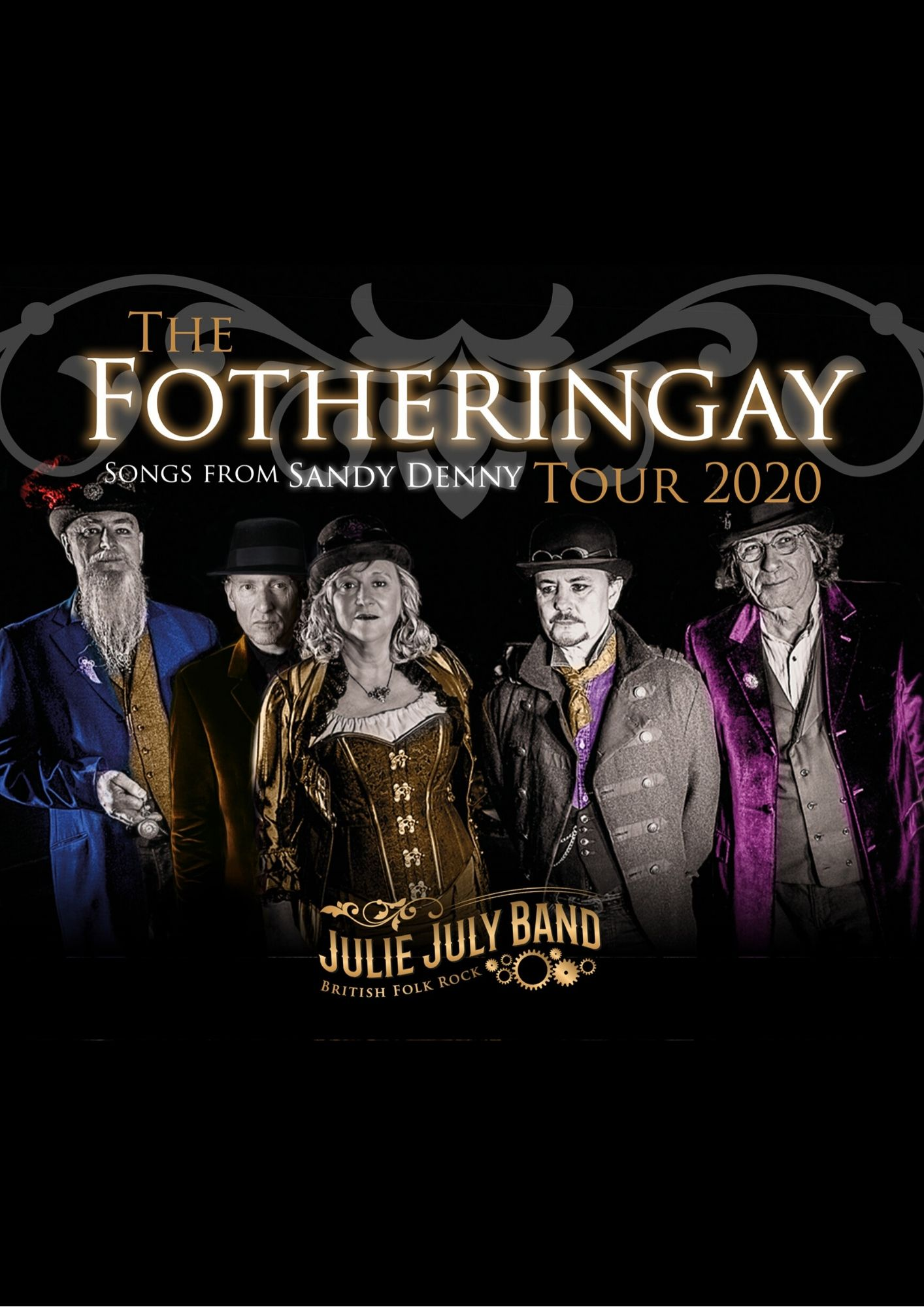 The Fotheringay Tour: Songs of Sandy Denny