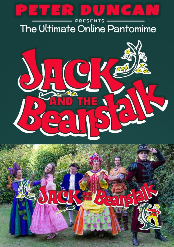 Jack and the Beanstalk – Online Panto!