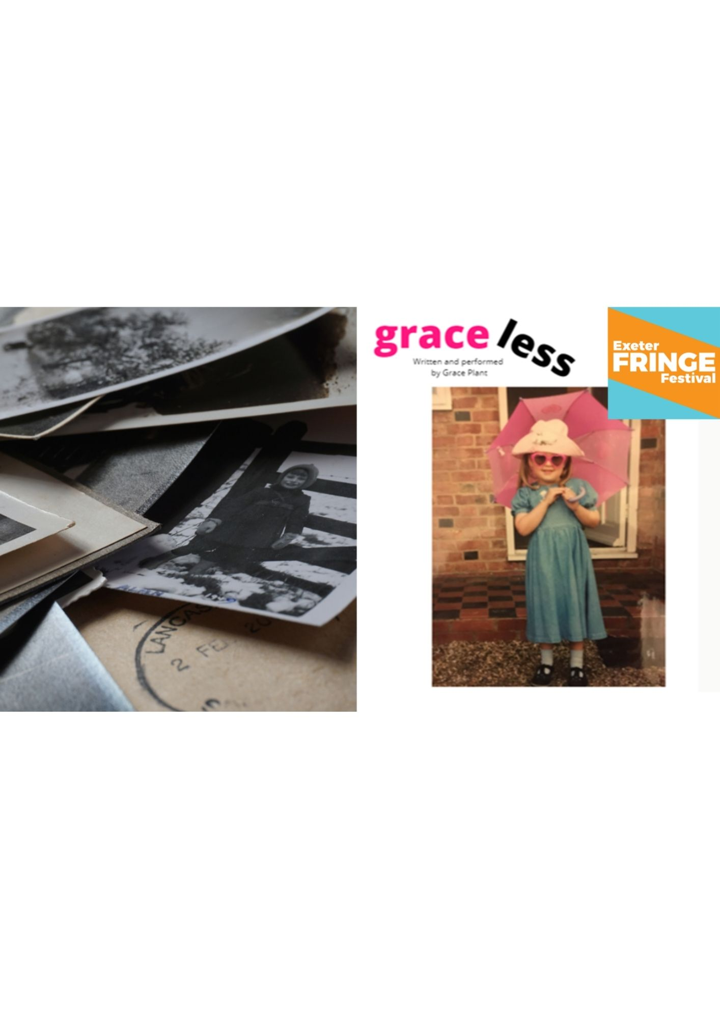 Double bill- Fragments and Graceless